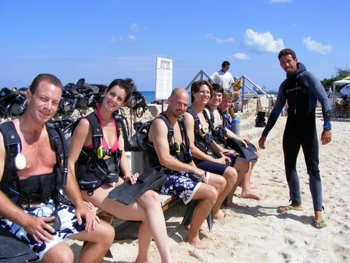 Cozumel learn to scuba dive Excursion Tickets