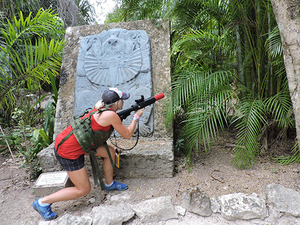 Cozumel Mayan Laser Tag and Chankanaab Park Adventure Excursion