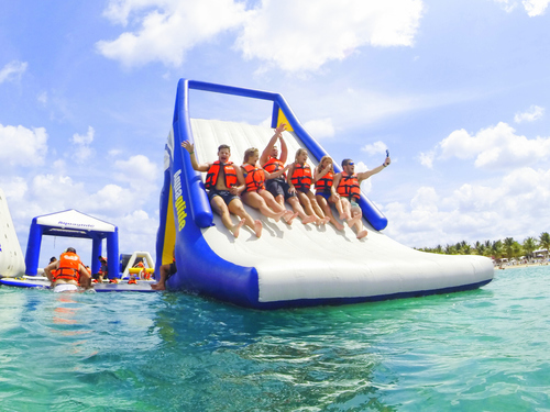 Cozumel water park Catamaran Tour Prices