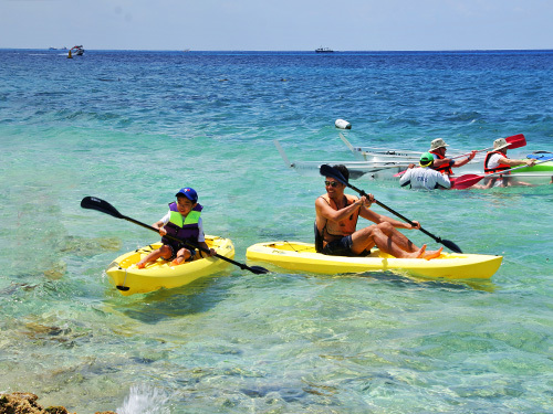 Cozumel Mexico Beach and Snorkel Day Pass Excursion Booking