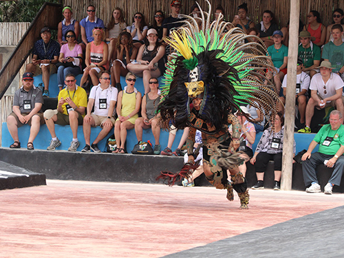 Cozumel  Mexico Ball Game Cruise Excursion Reservations
