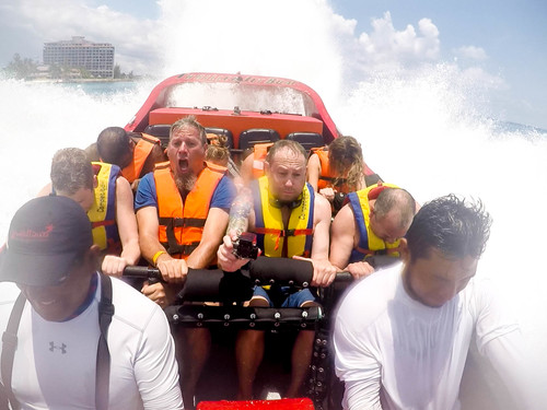 Cozumel Mexico Break and Drifts jet boat Shore Excursion Prices