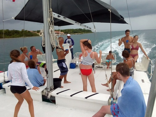 Cozumel sail and snorkel Excursion Reviews