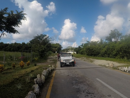 Cozumel  Mexico Cedral Jeep Excursion Tickets