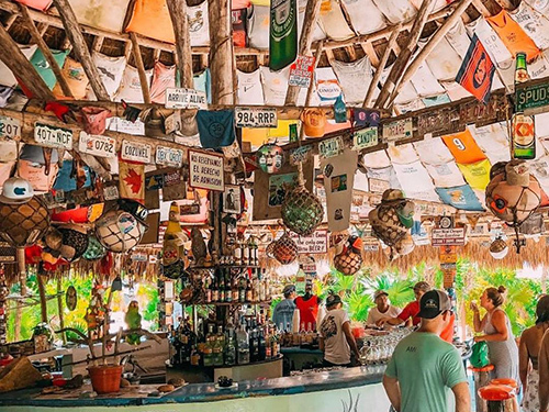 Cozumel Mexico Cantina Bar Excursion Tickets