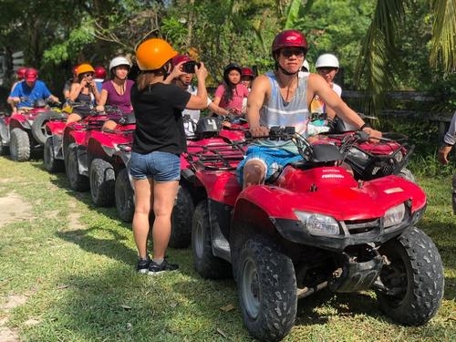 Cozumel Mexico Cozumel ATV ride Trip Tickets