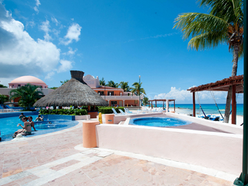 Cozumel Mexico El Cozumeleno Beach Resort Trip Reservations