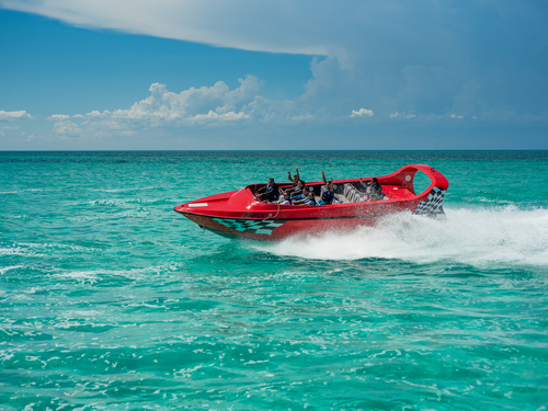 Cozumel Mexico exciting boat ride Cruise Excursion Prices