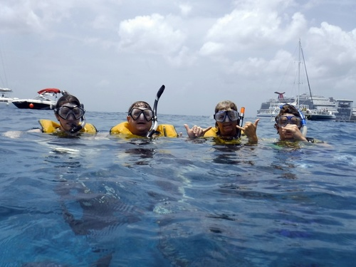 Cozumel  Mexico catamaran Shore Excursion Reservations