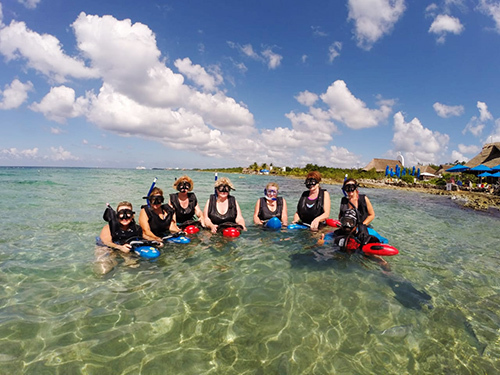 Cozumel Power Snorkel Excursion Reservations