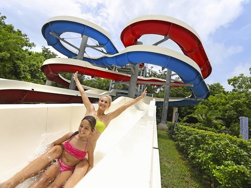 Cozumel Mexico Kids Water Park Tour Booking