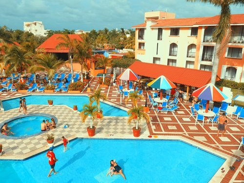 Cozumel Mexico Largest Swimming Pool Tour Booking