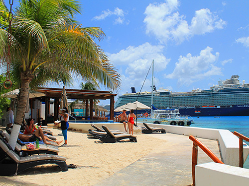 Cozumel S Only All Inclusive Beach