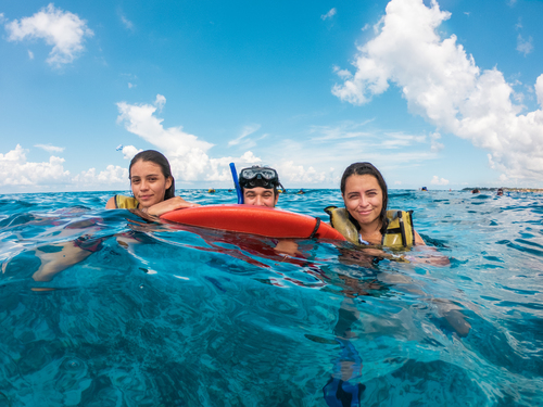 Cozumel all inclusive  Catamaran Excursion Tickets