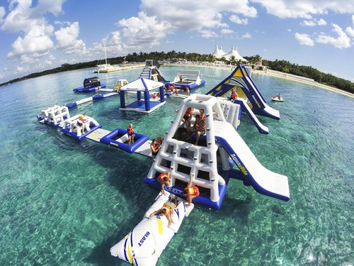 Cozumel water park Catamaran Cruise Excursion Reviews