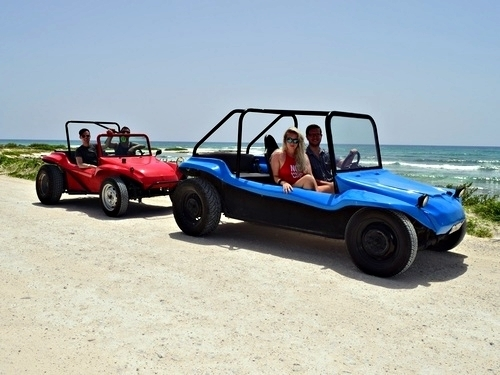 Cozumel Mexico dune buggy Excursion Booking