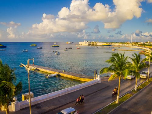 Cozumel Punta Morena Beach Tour Reservations