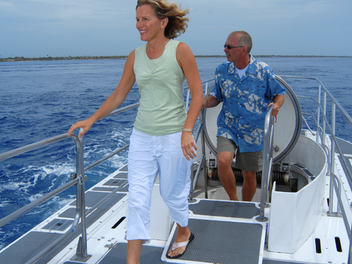 Cozumel Mexico Submarine Adventure Cruise Excursion Reservations