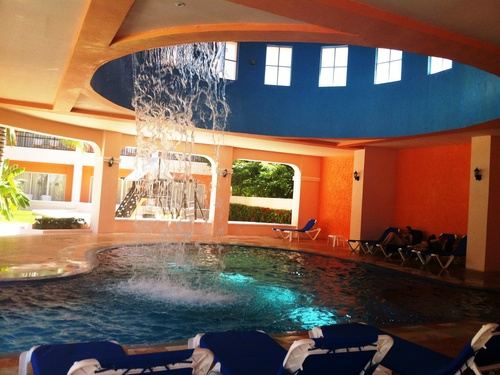 Cozumel Mexico swimming pool Cruise Excursion Cost