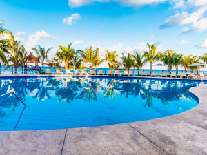 Cozumel Occidental Grand Barcelo All Inclusive Beach Resort Day Pass Excursion