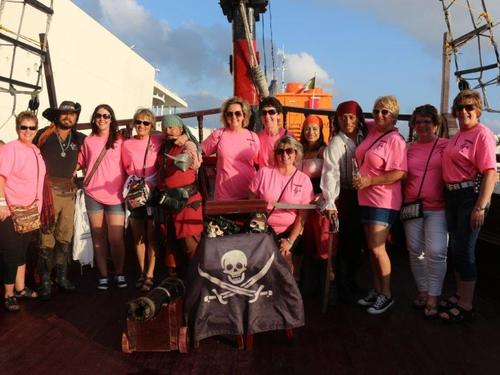 Cozumel Pirate boat Trip Tickets