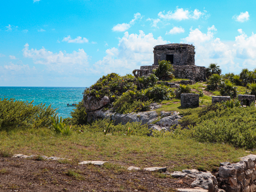 Cozumel Tulum Ruins Cruise Excursion Reservations