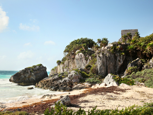 Cozumel Tulum Ruins Cruise Excursion Reviews
