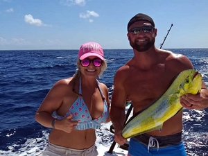 Cozumel Private First Lady Sportfishing Charter