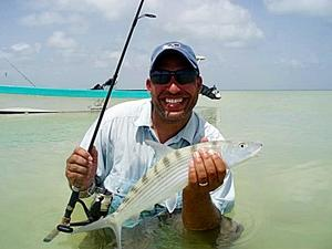 Cozumel Private Flats Sport Fishing Excursion