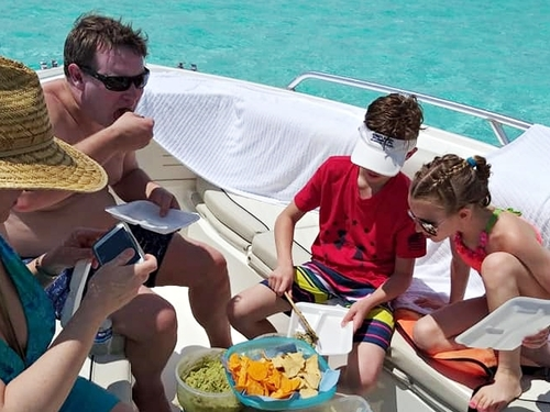 Cozumel sandbar Tour Tickets