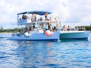Cozumel Private Morning Star Catamaran Charter Excursion