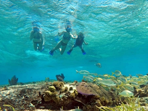 Cozumel  Mexico first lady Trip Reviews