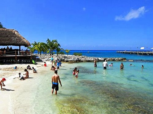 Cozumel  Mexico SEATREK Chankanaab Shore Excursion Reservations