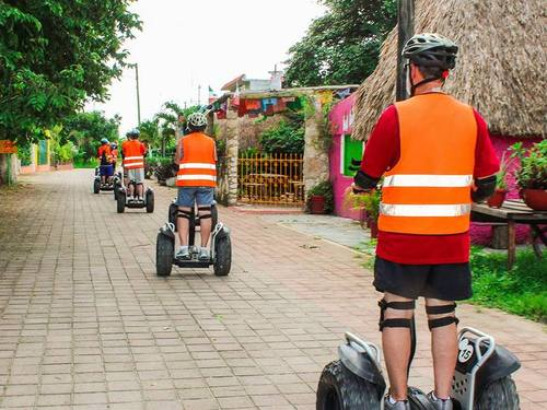 Cozumel  Mexico Cedral Segway Cruise Excursion Booking