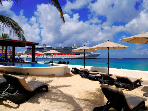 Cozumel Snacks Beach Break Excursion Reservations