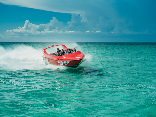 Cozumel exciting boat ride Tour Reservations