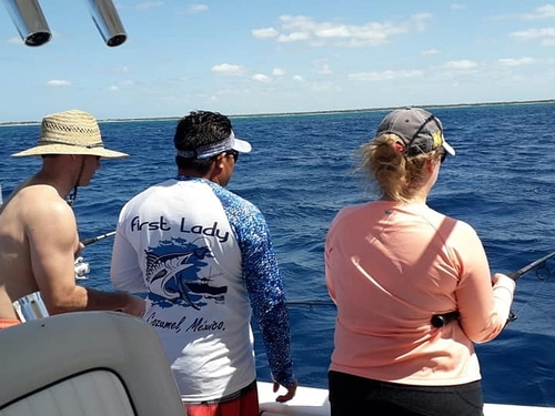 Cozumel fishing Cruise Excursion Booking