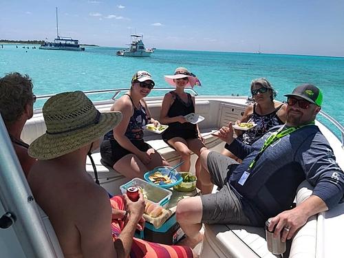 Cozumel deep sea fishing Trip Reservations