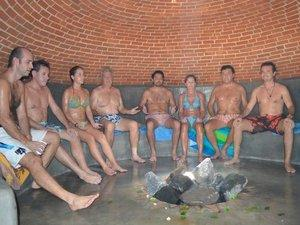 Cozumel Temazcal Mayan SPA Chankanaab Park Excursion