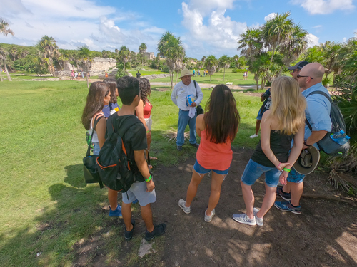 Cozumel Mexico Tulum Shore Excursion Booking