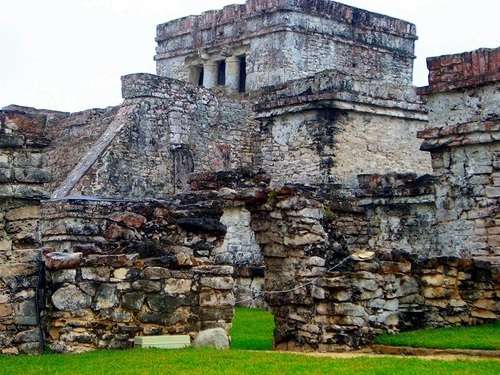 Cozumel Mexico Tulum Ruins Cruise Excursion Tickets