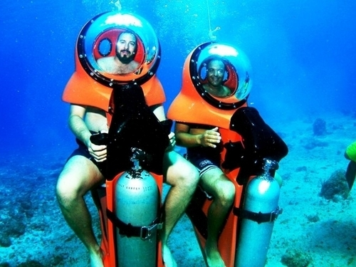 Cozumel Water Sports Tour Tickets