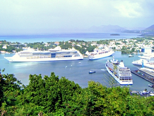 St. Lucia Castries highlights Excursion Reviews