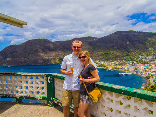 St. Lucia island sightseeing Cruise Excursion Reservations