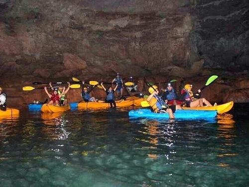 Belize cave kayaking Trip Cost