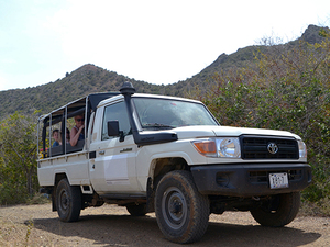 Curacao Christoffel National Park Land Cruiser Off-Road Excursion