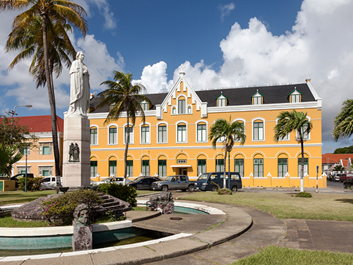 Curacao Knip Bay Sightseeing Trip Booking