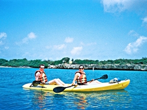 Curacao Kayaking and Shipwreck Snorkel Excursion