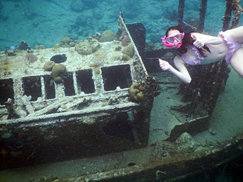 Curacao tugboat wreck snorkel Cruise Excursion Tickets