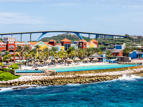 Curacao Willemstad Flamingo Area Sightseeing Excursion Tickets